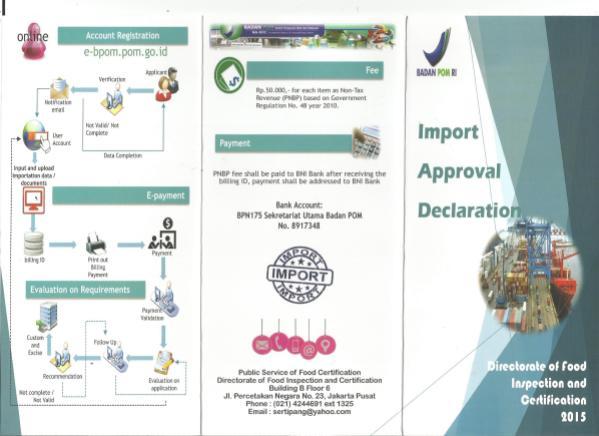 Rekomendasi SKI dan SKE dari BPOM